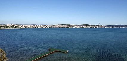Halic Park Ayvalık Hotel Havuz / Deniz