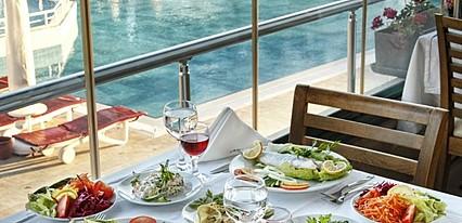 Halic Park Ayvalık Hotel Yeme / İçme