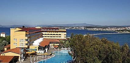 Halic Park Ayvalık Hotel Genel Görünüm