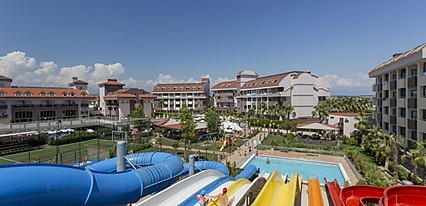 Hane Family Resort Havuz / Deniz
