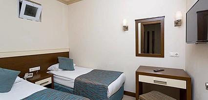 Hane Sun Hotel Oda