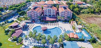 Hane Sun Hotel Genel Görünüm