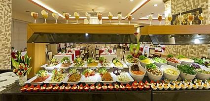 Hane Sun Hotel Yeme / İçme