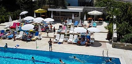 Happy Apart Hotel Havuz / Deniz