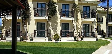 Harman Hotel Genel Görünüm