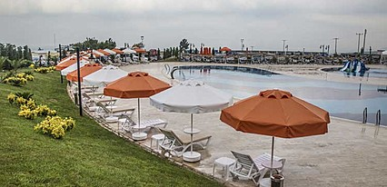 Hattusa Vacation Thermal Club Hatay Havuz / Deniz