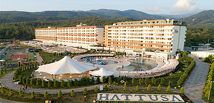Hattusa Vacation Thermal Club Hatay Genel Görünüm