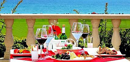 Heaven Beach Resort & Spa Yeme / İçme