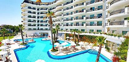 Heaven Beach Resort & Spa Havuz / Deniz