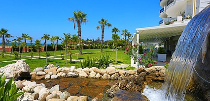 Heaven Beach Resort & Spa Genel Görünüm