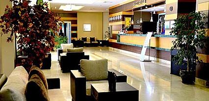 Hegsagone Otel Genel Görünüm