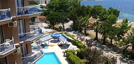 Helin Hotel Genel Görünüm