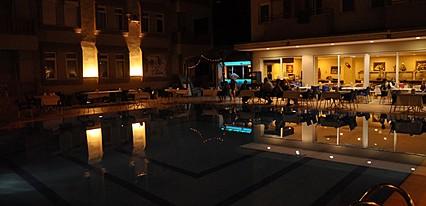 Helios Hotel Genel Görünüm