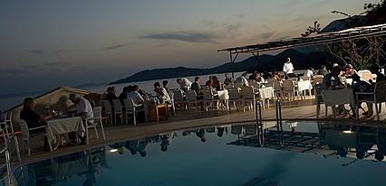 Hera Hotel Kaş Yeme / İçme