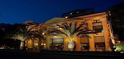 Hera Hotel Kaş Genel Görünüm