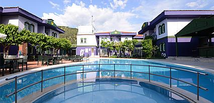 Herakles Thermal Hotel Havuz / Deniz