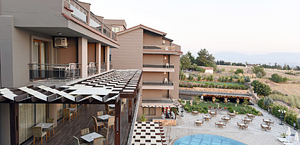 Hiera Park Thermal & Spa Hotel Genel Görünüm