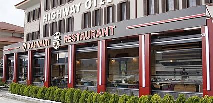 Highway Otel Genel Görünüm