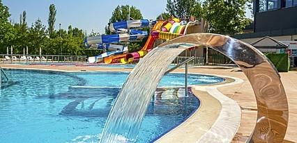 Hilas Termal Hotel Havuz / Deniz