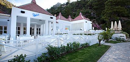 Hillside Beach Club Yeme / İçme