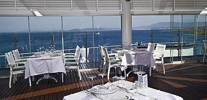 Hilton Bodrum Türkbükü Resort & Spa Yeme / İçme