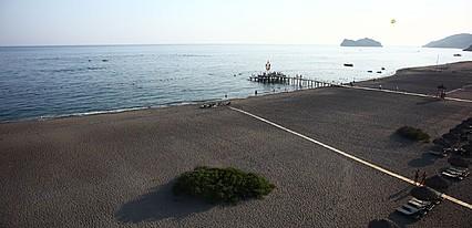 Hilton Dalaman Sarigerme Resort Spa Havuz / Deniz