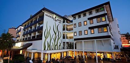 Holiday City Hotel Genel Görünüm