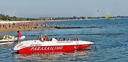 Horus Paradise Luxury Resort Havuz / Deniz