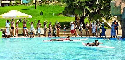 Horus Paradise Luxury Resort Genel Görünüm
