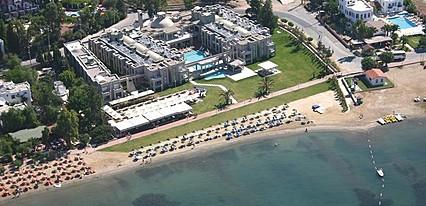 Hotel Ambrosia Genel Görünüm