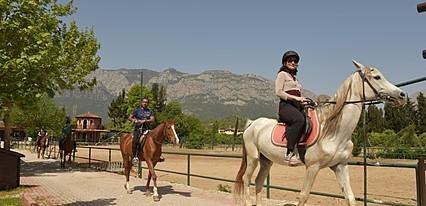 Hotel Berke Ranch Genel Görünüm