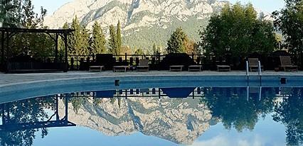 Hotel Berke Ranch Havuz / Deniz