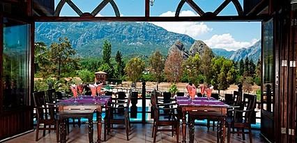 Hotel Berke Ranch Yeme / İçme