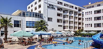 Hotel Billurcu Havuz / Deniz