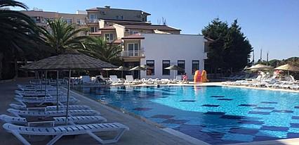 Hotel Club MTK Havuz / Deniz