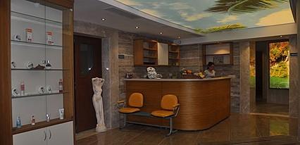 Hotel Faustina Genel Görünüm