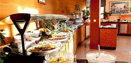 Hotel Faustina Yeme / İçme