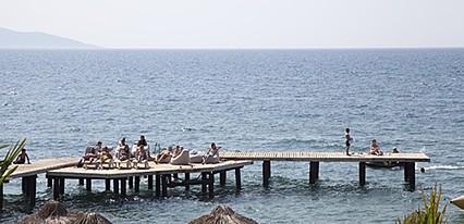 Hotel Faustina Havuz / Deniz