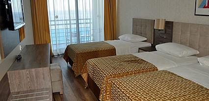 Hotel Faustina Oda