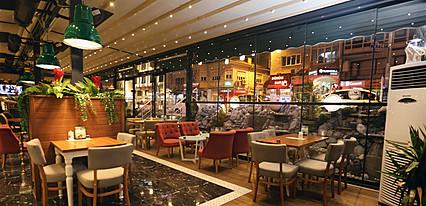 Hotel Gonluferah City Yeme / İçme