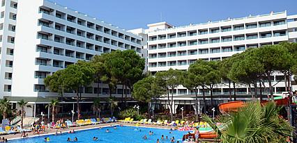 Hotel Grand Efe Genel Görünüm