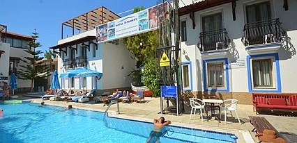 Hotel İstanköy Bodrum Havuz / Deniz