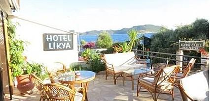 Hotel Likya Yeme / İçme