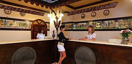 Hotel Sea Gull Genel Görünüm