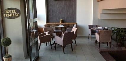 Hotel Temizay Genel Görünüm