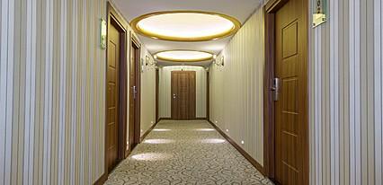 Huzur Termal Hotel Genel Görünüm