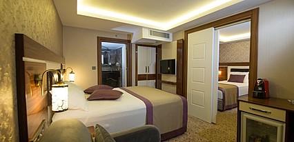 Huzur Termal Hotel Oda