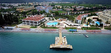 Hydros Beach Resort Genel Görünüm