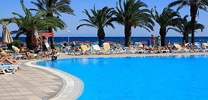 Hydros Beach Resort Havuz / Deniz