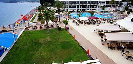 Hydros Club Hotel Havuz / Deniz